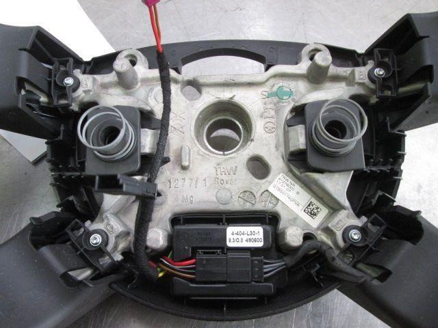 L322 Range Rover Heated Steering Wheel troubleshooting